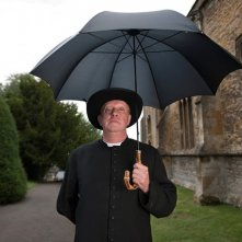 Padre Brown: Mark Williams in una foto promozionale