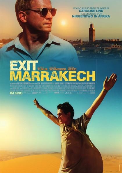 Exit Marrakech La Locandina Del Film 294564