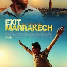 Exit Marrakech: la locandina del film