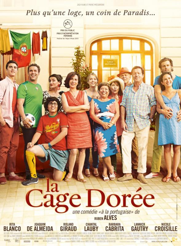 La Cage Doree La Locandina Del Film 294555