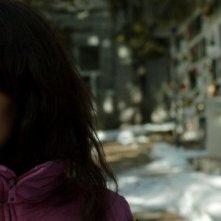 Neve: Esther Elisha in una scena del film
