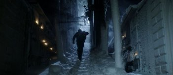 Neve: una scena tratta dal film