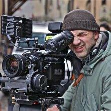 Neverlake: il regista Riccardo Paoletti sul set