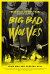 Big Bad Wolves: poster USA