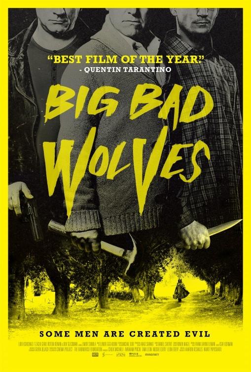 Big Bad Wolves Poster Usa 294611