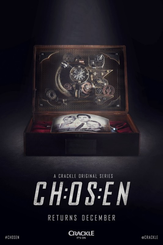 Chosen Un Poster Della Stagione 2 294689