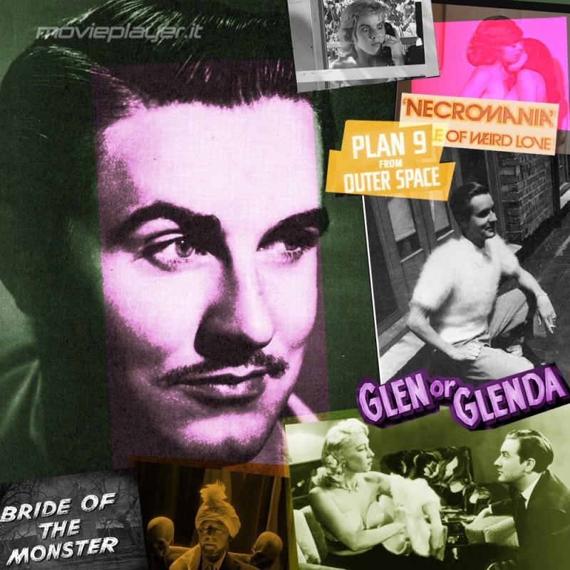 Ed Wood La Nostra E Card Del Regista 294654