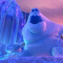 Frozen: il regno di Arendelle sotto l'incantesimo di ghiaccio