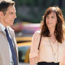 Ben Stiller e Kristen Wiig ne I sogni segreti di Walter Mitty