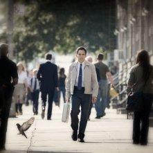 Ben Stiller in una scena de I sogni segreti di Walter Mitty