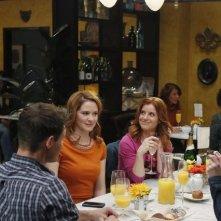 Grey's Anatomy: Sarah Drew, Elizabeth Bond, Justin Bruening, Jesse Williams e Grace Bannon nell'episodio Man on the Moon