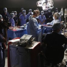 Grey's Anatomy: una scena dell'episodio Man on the Moon