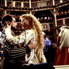 Gwyneth Paltrow con Joseph Fiennes in Shakespeare in Love