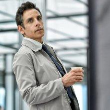 I sogni segreti di Walter Mitty: Ben Stiller in una scena