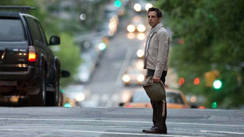 I Sogni Segreti Di Walter Mitty Ben Stiller In Una Suggestiva Scena Del Film 294716