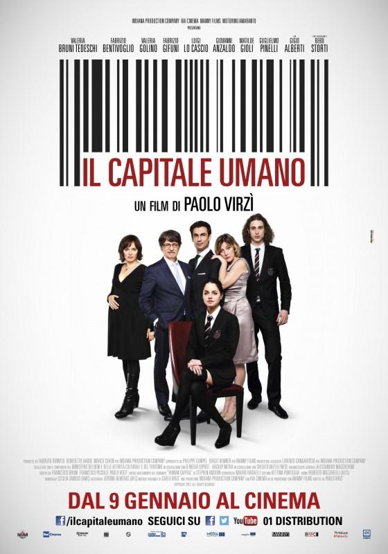 Il Capitale Umano Poster Esclusivo Del Film 294762