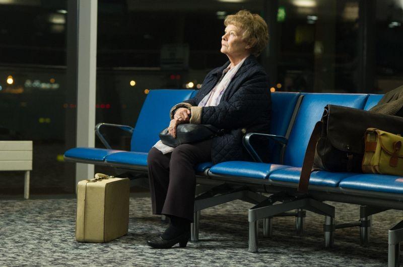 Philomena Judi Dench Attende Speranzosa In Una Scena Del Film 294728