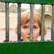 Philomena: Sophie Kennedy Clark nei panni della disperata giovane Philomena in una scena