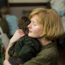 Philomena: Sophie Kennedy Clark nei panni di una giovane Philomena in una scena del film