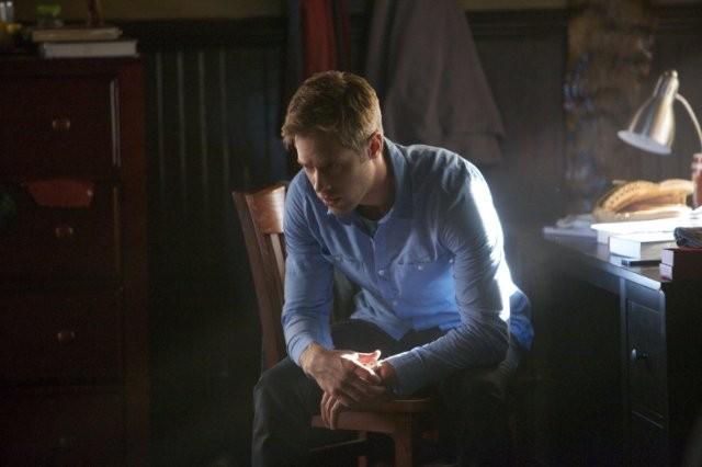 The Vampire Diaries Shaun Sipos In Una Scena Dell Episodio The Cell 294771