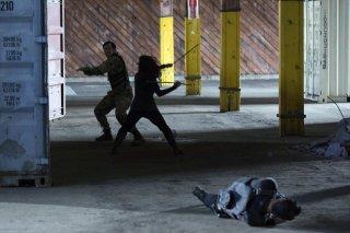 Agents of S.H.I.E.L.D. - una scena dell'episodio The Bridge (prima stagione)