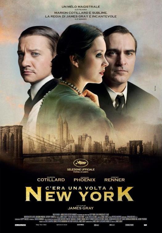 C Era Una Volta A New York Il Poster Italiano 294804