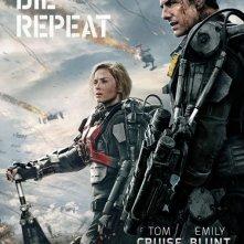 Edge of Tomorrow: nuovo poster USA