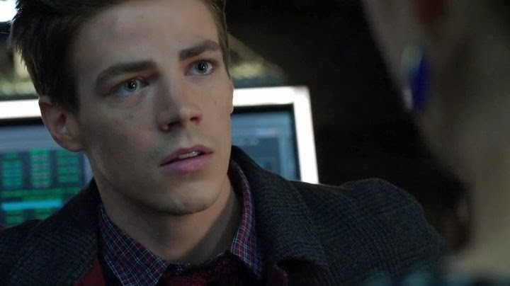 Arrow Grant Gustin In Una Scena Dell Episodio The Scientist 294926