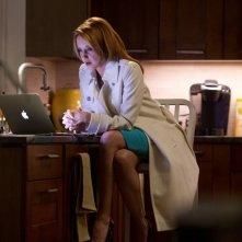 Disconnect: Andrea Riseborough in una scena del thriller