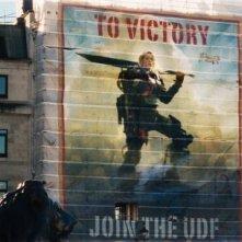 Edge of Tomorrow - Senza domani: una scena del film fantascientifico diretto da Doug Liman