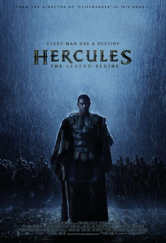 Hercules 3D La Locandina Internazionale Del Film 294922