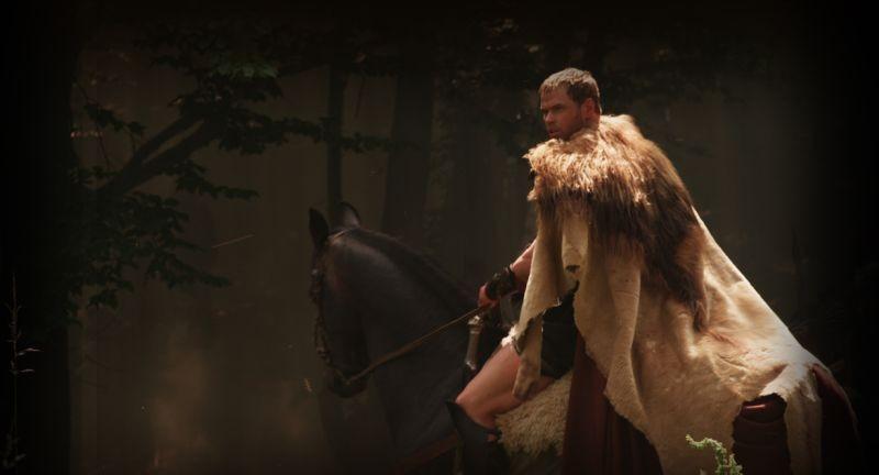 Hercules La Leggenda Ha Inizio Kellan Lutz In Una Scena D Azione A Cavallo Tratta Dal Film 294923