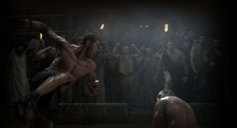 Hercules La Leggenda Ha Inizio Kellan Lutz In Una Scena Di Combattimento Tratta Dal Film 294930