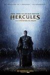 Hercules: La leggenda ha inizio, la locandina italiana del film