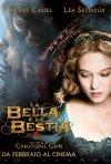 La bella e la bestia: la locandina italiana