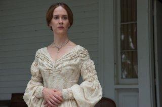 Twelve Years a Slave: Sarah Paulson in un momento del film
