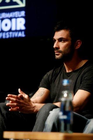 Francesco Arca al Courmayeur Noir in Festival 2013