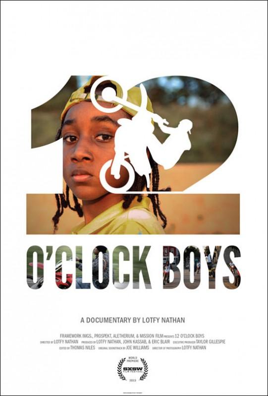 12 O Clock Boys La Locandina Del Film 295057