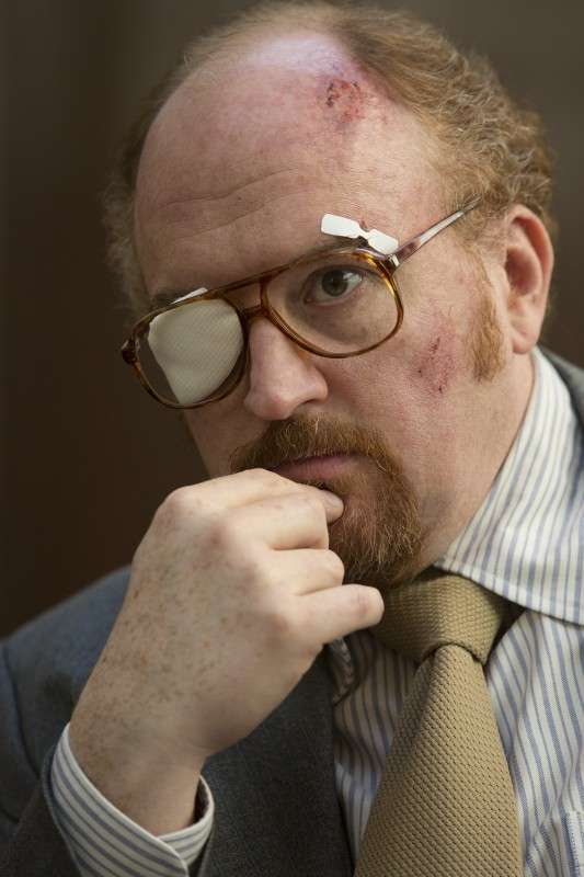 American Hustle Louis C K In Una Scena 295024