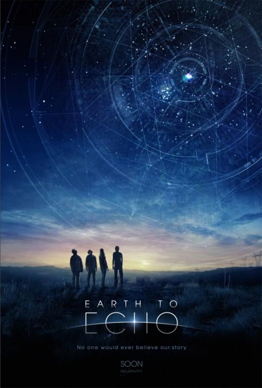 Earth To Echo La Locandina Del Film 295056