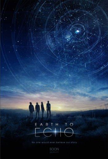 Earth to Echo: la locandina del film