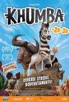 Khumba: la locandina italiana del film
