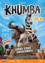 Khumba – Cercasi strisce disperatamente in streaming & download