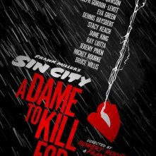 Sin City - Una donna per cui uccidere: ecco il nuovo teaser poster