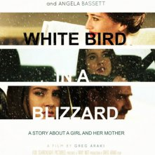 White Bird in a Blizzard: la locandina del film