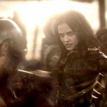 300: Rise of an Empire - Eva Green in battaglia