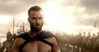 300: Rise of an Empire - Un primo piano di Sullivan Stapleton