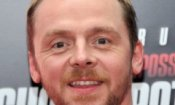 Simon Pegg coi Monty Python in Absolutely Anything