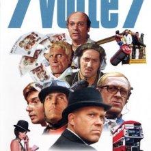 Sette volte sette: la locandina del film