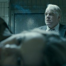 A Most Wanted Man: Philip Seymour Hoffman e Rachel McAdams nella prima immagine del film